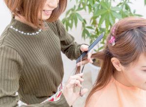 美容師へ就職する