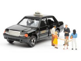 タクシードライバーになる